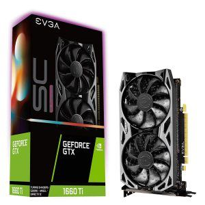 EVGA GeForce GTX 1660 Ti SC Ultra Gaming