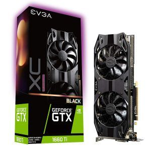 EVGA GeForce GTX 1660 Ti XC Ultra Black Gaming