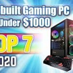 gaming system for under $1000 featured image