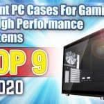 silent PC cases for gaming featured image