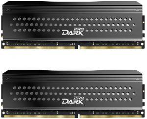 TEAMGROUP T-Force Dark Pro DDR4 DRAM (2 x 8GB) 3200MHz CL14