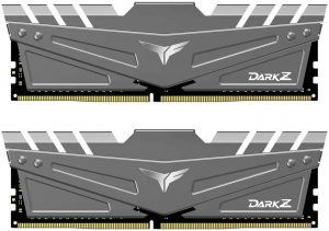TEAMGROUP T-Force Dark Z DDR4 DRAM (2 x 8GB) 3200 MHz CL16