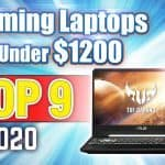 gaming laptops less than $1200 featured image