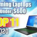 gaming laptops under 600 featured image