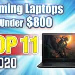 gaming laptops under 800 featured image