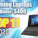 Gaming laptops under 400 featured image