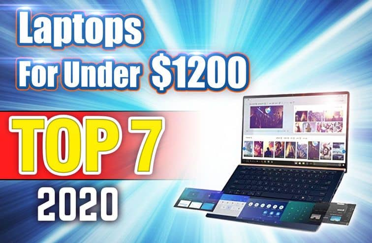 Laptops under 1200 featured image