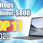 Laptops under 800 featured image