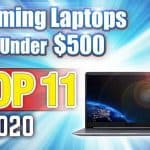 gaming laptops under 500 featured image