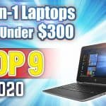2 in 1 laptops under 300 featured image
