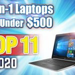 featured image for reviews of 2-in-1 laptops under $500
