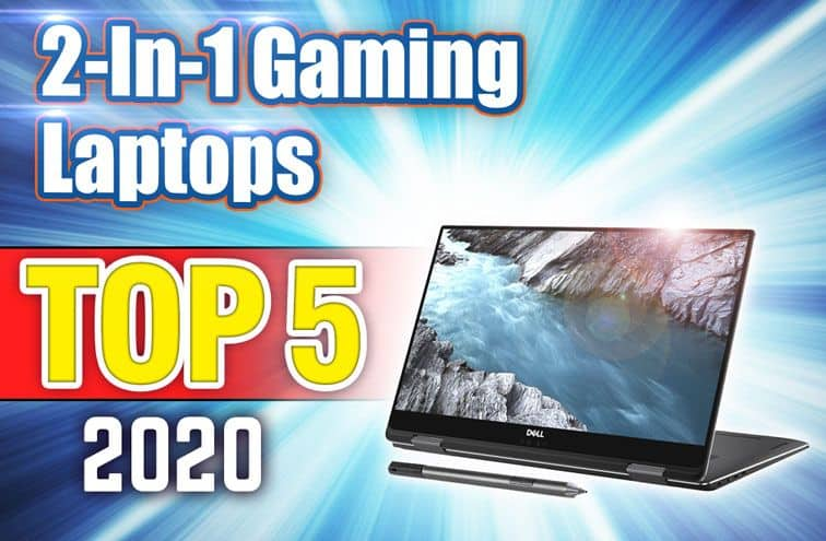 best 2 in 1 gaming laptops featured image