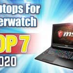 featured image for the page discussing the best laptops to play Overwatch on