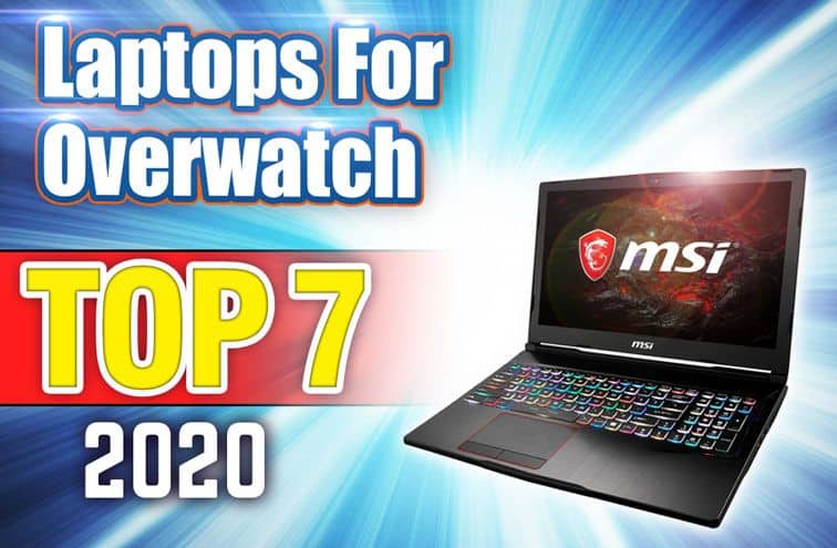 best laptops for Overwatch featured image